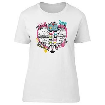 This Is Girlz Style Fashion Girl Tee Women's -Image by Shutterstock
