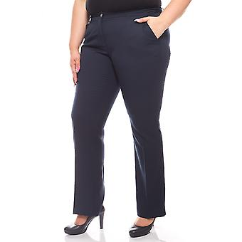 sheego ladies business Pant blue large size