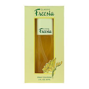 Dana Classic Freesia Spray Cologne 2.0Oz/60ml In Box