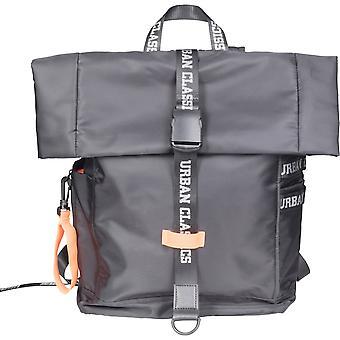 Urban classics - nylon zipper chopping back pack backpack