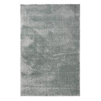 Sammet oformaterad Anka ägg rektangel mattor Plain/nästan slätt mattor