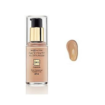 Max Factor Facefinity 3 in1 Foundation 80 Bronze