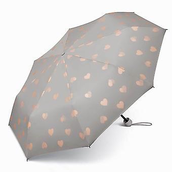 ESPRIT Super Mini Valentine heart umbrella umbrella folding umbrella