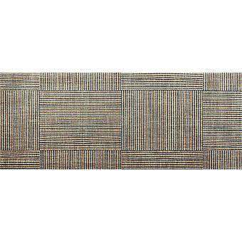 Wash + tappeto lavabile di asciutto tela 80 x 200 cm