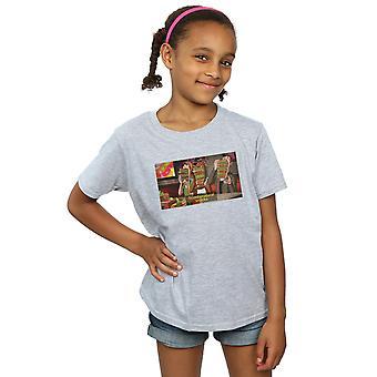 Scoobynatural Girls Supernatural Snakcks T-Shirt
