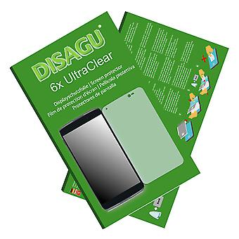 Alcatel OneTouch Idol 3 5.5 inch screen protector - Disagu Ultraklar protector