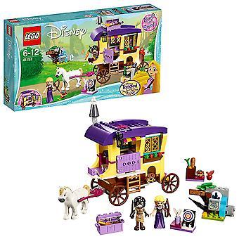 Lego Disney Princess 41157 Rapunzel de Caravan gebouw reizen