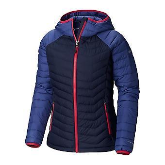 Columbia Powder Lite mit Kapuze WK1499466 Universal alle Jahr Frauen Jacken
