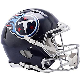 Casco originale di Riddell rivoluzione - NFL Tennessee Titans