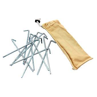 Pin Pegs & Canvas Bag Set
