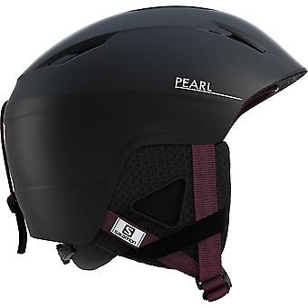 Salomon Pearl 2+ Helmet - Black