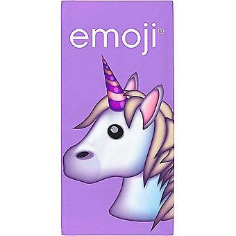 Emoji Unicorn Towel bath towel 140 * 70 cm