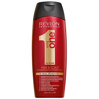 Revlon Uniq One alle i en Conditioning Shampoo 300 ml