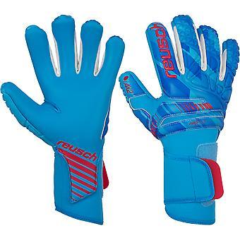 Reusch Fit Control Pro AX2 Evolution Negative Cut Goalkeeper Gloves Size