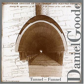 D. Goode - Tunnel-Funnel [CD] USA import