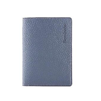 Bombata Passport Wallet - Charcoal