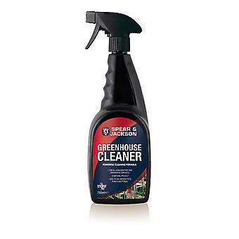 Spear and Jackson 750ml Ready to Use Conservatory and Greenhouse Cleaner
