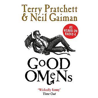 Good Omens by Neil Gaiman - Terry Pratchett - 9780552171892 Book