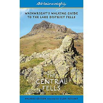 Wainwrights illustrerad promenader Guide till Lake District - bok 3-