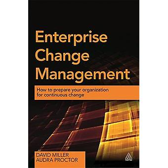 Enterprise Change Management - How to Prepare Your Organization for Co