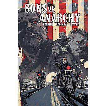 Sons of Anarchy - Vol. 6 door Matias Bergara - Ryan Ferrier - Ed Brisson