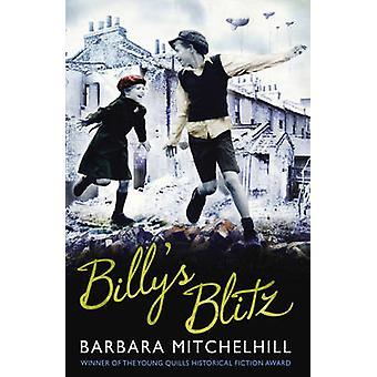 Billy's Blitz av Barbara Mitchelhill - 9781783440856 bok