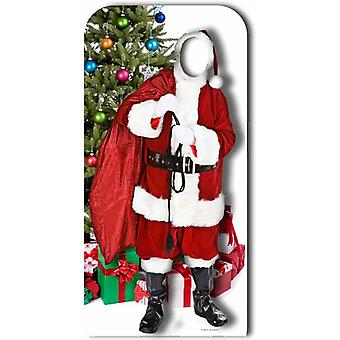 Father Christmas Stand-in - Lifesize Cardboard Cutout / Standee