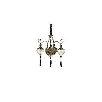 Lampy żyrandol 5 harem