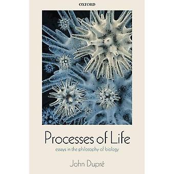 Processer av liv: uppsatser i filosofin av biologi
