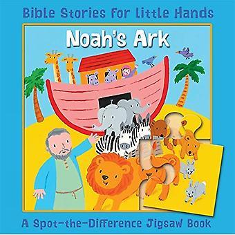 Arca de Noé: historias de la Biblia para pequeñas manos