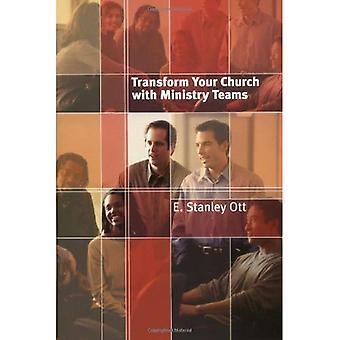 Verwandeln Sie Ihre Kirche mit Ministerium für Teams