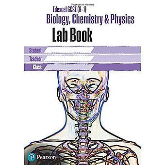 Edexcel GCSE Biology Chemistry and Physics Lab Book