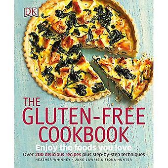El libro de cocina sin gluten