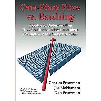 One-Piece Flow vs. Batching: A Guide to Understanding How Continuous Flow Maximizes Productivity and Customer...