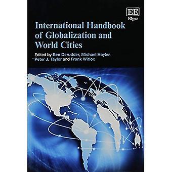 Manual internacional de globalización y ciudades del mundo