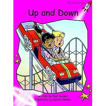 Up and Down: Emergent (Red Rocket Readers: Fiction Set B)