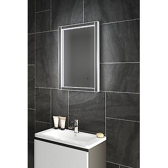 Diamond x Valance Bathroom Mirror With Infra-red sensor & Demister pad
