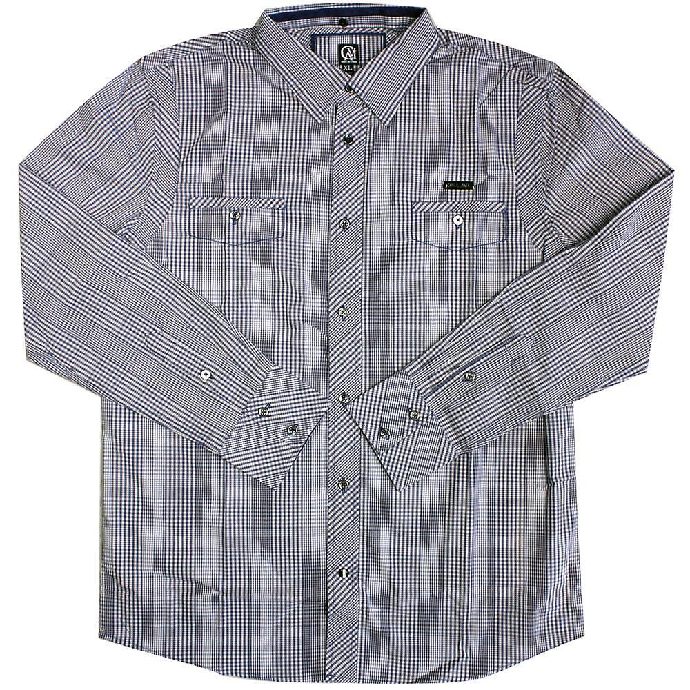 Cavi FCS L/S camiseta corona azul