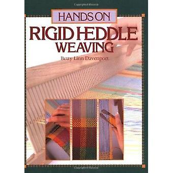 Rigid Heddle Weaving (Hands on) Book