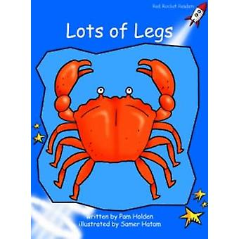 Lots of Legs - Early - Level 3 (International edition) by Pam Holden -