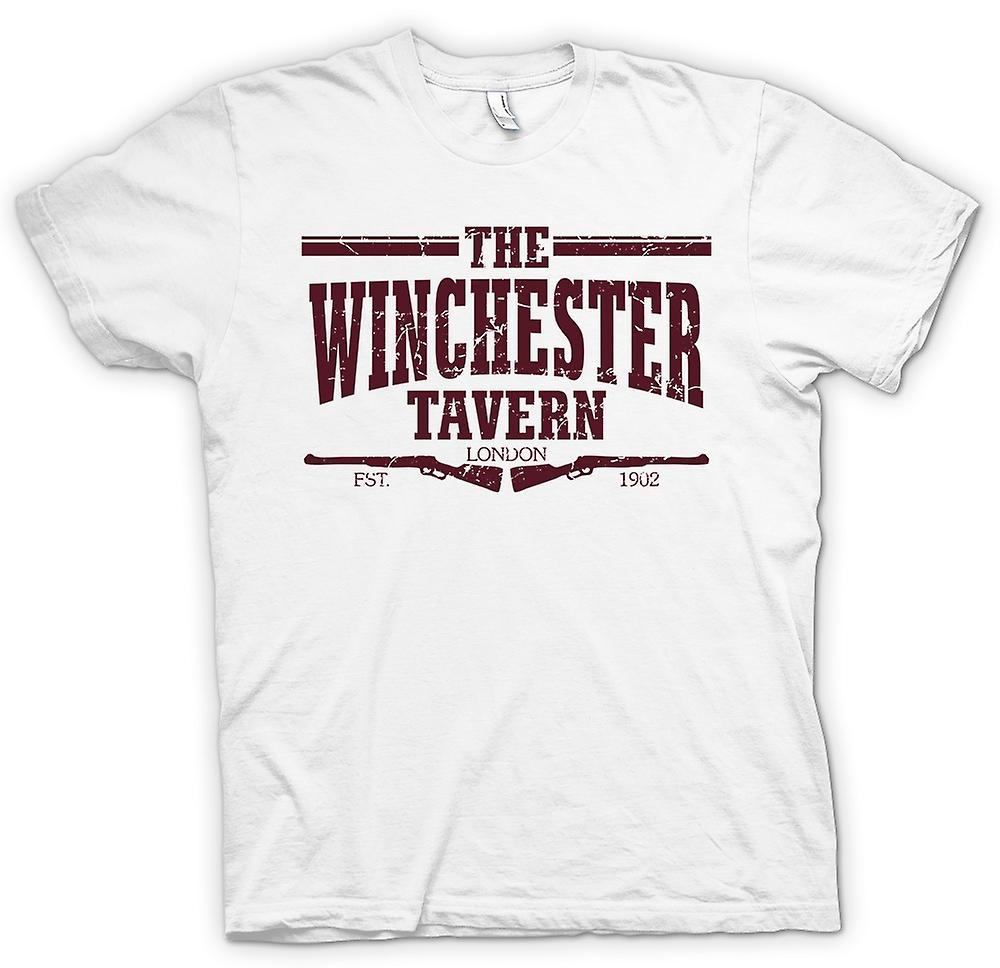 Mens T-shirt - The Winchester Tavern - London - Shaun Of The Dead