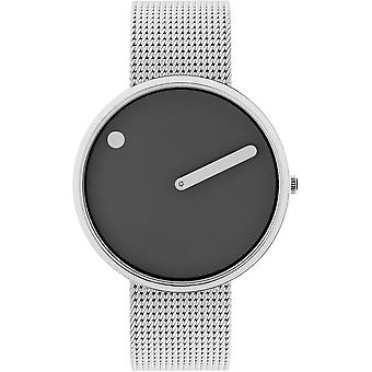 Picto PT43352-0820 Unisex Horloge
