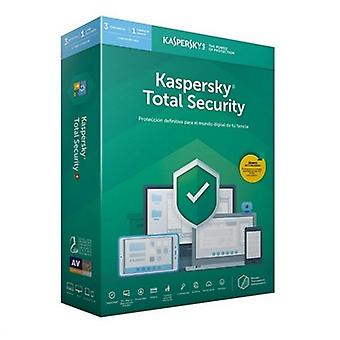 Antivirus Kaspersky Total Security MD House 2019 Windows macOS
