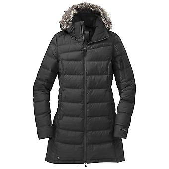Outdoor-Forschung Black Womens Fernie Down Parka