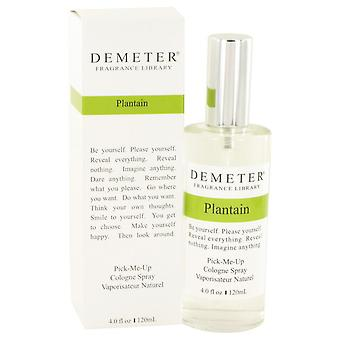 Démétricher Plantain Cologne Spray par Demeter 120 ml