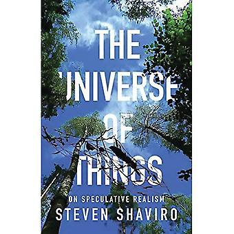 El universo de las cosas: realismo especulativo (Posthumanities)