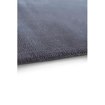 Sade Sade 03 Dark Grey with a hint of Blue Rectangle Rugs Plain/Nearly Plain Rugs