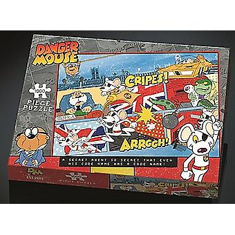 Danger Mouse Cripes 1000 piece jigsaw puzzle   (pl)