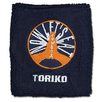 Sweatband - Toriko - New Icon Anime Gifts Toys Licensed ge64551