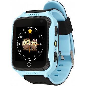 Q529 älykello lapsille GPS-sininen